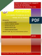 Portafolio II Unidad 2018 DSI II Enviar