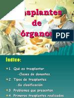 Donacion Organos