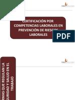 Curso Certificacion de Competencias Pebel Consultores