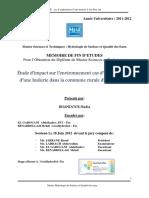 Etude d'impact sur l'environne - RHANDOUR Nadia_2078.pdf