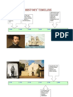 california history timeline