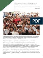 09-04-2019 Claudia Pavlovich Arranca La Primera Semana de Salud Bucal en Sonora - LNN