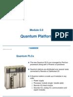 Module 0.0 Quantum Platform