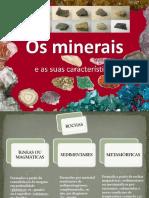 3.Rochas e Minerais