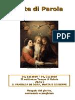 Sete di Parola - II Settimana di Natale - C.doc