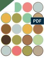 multi color prnt lbl