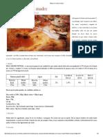 Receta Pizza Masa Madre