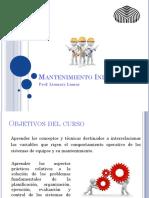 20150907 Clase 1 Introducción al Mantenimiento.pptx