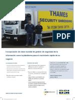 BSI ISO IEC 27001 Case Study Thames Security UK en.en.Es