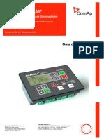InteliATS NT. Guía de Referencia. Controlador Para Transferencias Automáticas. Unidad IA-NT PWR. Versión de SW 2.2, Noviembre 2010