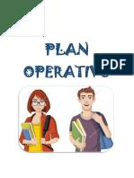 Plan Operativo Final