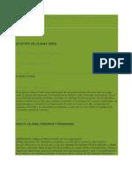 Estatutos Alianza Verde