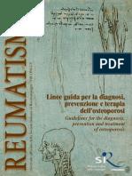 Linee_guida Osteoporosi 2009