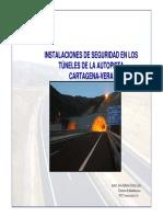 Instalación de Seguridad en los túneles de la autopista Cartagena Vera.pdf