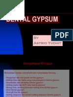 GYPSUM Yudhit