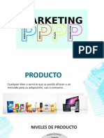 4p Marketing Exposicion