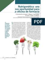 Nutrigenetica La Oportunidad Para Farmacia