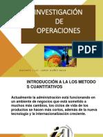 Io-Investigacion de Operaciones