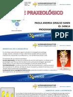 ENFOQUE PRAXEOLOGICO