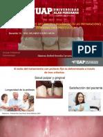 Principios Mecanicos y Biologicos en PPF