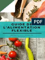 Guide de l Alimentation Flexible