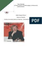 Rocca - Peter Sloterdijk; De Las Normas Para El Parque Humano a La Biotecnología y El Discurso Del Posthumanismo