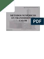 Métodos numéricos en transmisión del calor