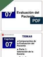 Capítulo 07 - Evaluación Del Paciente