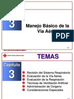 Capítulo 03 - Manejo Básico de la Vía Aérea.ppt