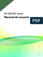 EPSON XP255 - manual.pdf