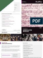 Diplomado Apreciacion Musical