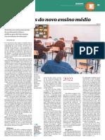 Reforma Ensino Médio
