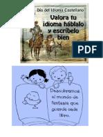 Dia Del Idioma