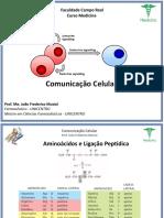 Aula Medicina Comunicação Celular