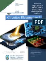 Laboratorio 11 Amplificador de Potencia Clase a y b