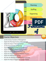 Functions of Management Demo
