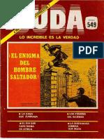 DUDA 549-El Enigma Del Hombre Saltador