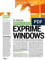 25 Trucos imprescindibles de Windows (Computer Hoy)