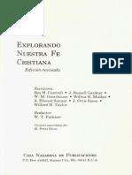 Explorando nuestra fe cristiana - Purkiser WT.pdf