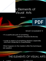 Visual Arts Elements