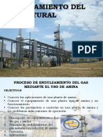Tema 4 Endulzamiento Del Gas Natural
