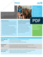 Drr One Pager Education