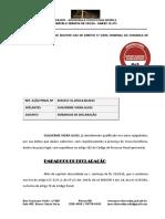 Embargos de Declaração Guilherme Vieira Alves