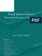 Total Safety Culture 2015