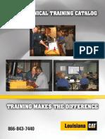 2017 Technician Training Catalog