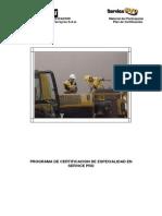 Programa de Certificación - Instrucciones