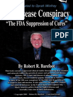 The Disease Conspiracy _ _the FDA Suppress - Barefoot, Robert R