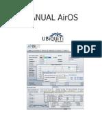 Manual AirOS Ubiquiti