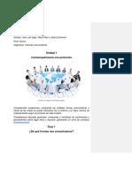 Guía - Habilidades comunicativas y Protocolo