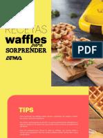 recetario-wafflera